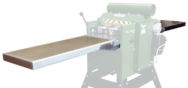 Előtoló asztal SH230, 2,6 ft (0,8 m), 1 db